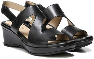 2124d762cd60 Naturalizer Wedge Sandals - ShopStyle