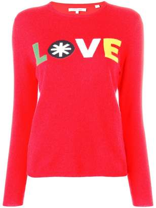 Parker Chinti & love knitted sweatshirt