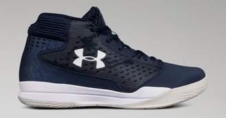 Under Armour Men's UA Jet Mid Basketball Shoes
