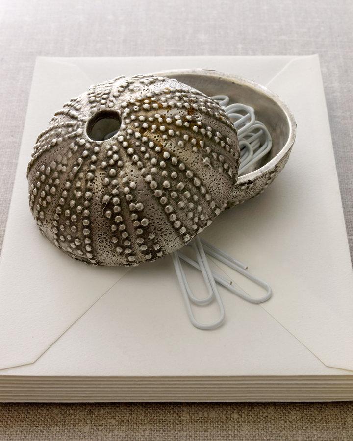 Grant Dawson Sea Urchin Paperclip Holder
