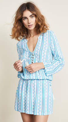 Cool Change coolchange Chloe Tunic Tehani Stripe