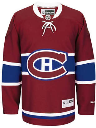 Reebok Montreal Canadiens NHL Premier Home Jersey
