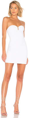 by the way. Evelyn U Ring Strapless Bodycon Dress