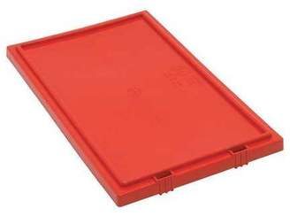 Quantum Storage Systems Tote Box Lid, Red LID181RD