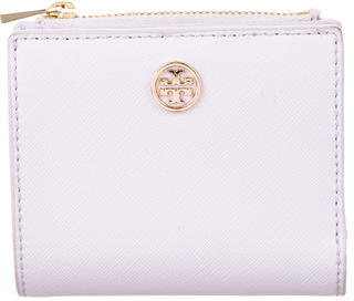 Tory Burch Tory Burch Leather Compact Wallet