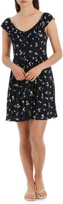 Miss Shop Fit and Flare Dress