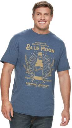 Sonoma Goods For Life Big & Tall SONOMA Goods for Life Blue Moon Beer Graphic Tee