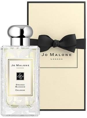 Jo Malone Orange Blossom Cologne with Daisy Leaf Lace Design - 100% Exclusive