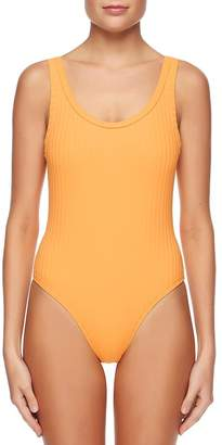 Bond Eye Bond-Eye Animal House High Cut One Piece