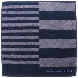 Tommy Hilfiger (トミー ヒルフィガー) - トミーヒルフィガー TOMMY HILFIGER ボーダータオル