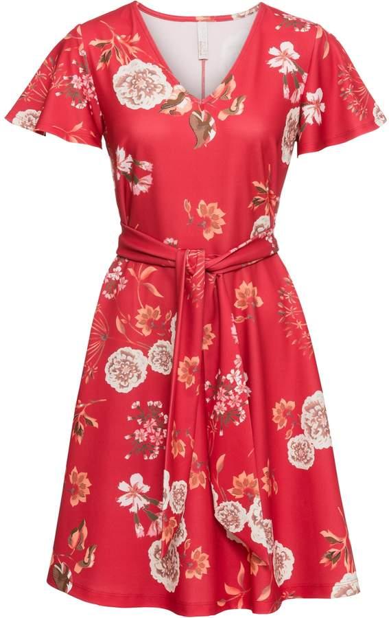 BODYFLIRT boutique Kleid mit Blumenprint