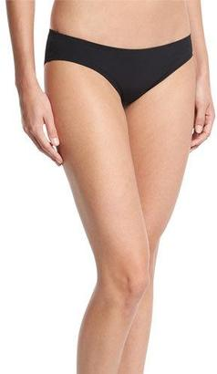 Tory Burch Solid Hipster Swim Bottom, Black $85 thestylecure.com
