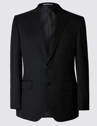 M&S CollectionMarks and Spencer Black Slim Fit Jacket