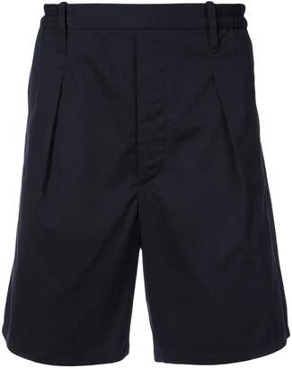 Lemaire elasticated tailored shorts