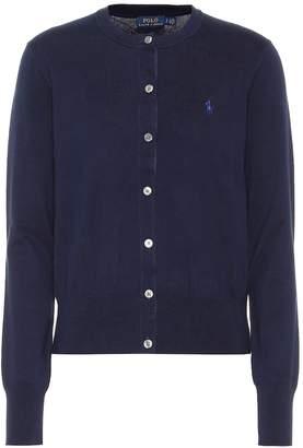 Polo Ralph Lauren Stretch cotton cardigan