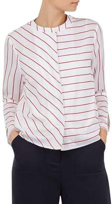 Ted Baker Colour by Numbers Immeny Striped Shirt