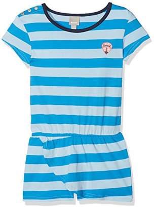 Bench Girl's Stripey Skort Playsuit Dress,(Manufacturer Size: 15-16)