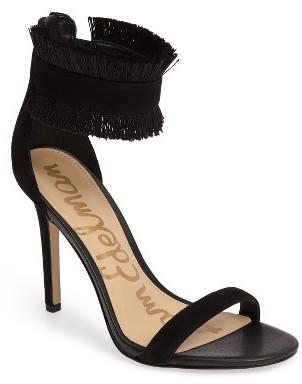 Women's Sam Edelman Anabeth Ankle Strap Sandal $109.95 thestylecure.com
