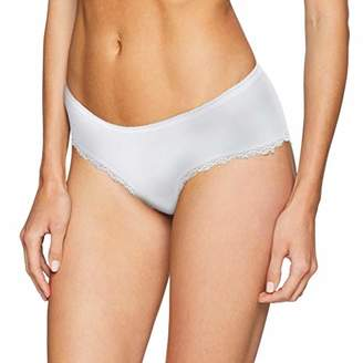 People Tree Peopletree Women's Organic White Lace Hipster (Eco Wh), (Size:)