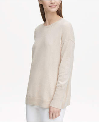 Calvin Klein Cashmere Crewneck Pullover Sweater