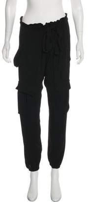Ulla Johnson High-Rise Parachute Pants