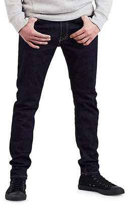 Levi's 512 Sim Tapered Dark Jeans