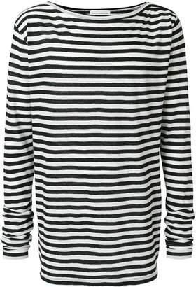 Faith Connexion striped long sleeve T-shirt