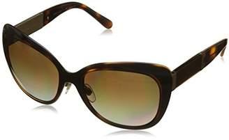 Burberry Women's 0BE3088 1217T5 Sunglasses,57