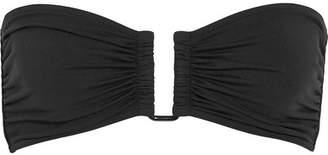 Eres Les Essentiels Show Bandeau Bikini Top - Black