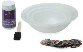 Craft Tastic Paper Bowl Kit