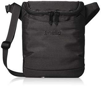 Anello (アネロ) - [アネロ]ショルダーバッグ AT-H1992 RS ミニショルダーバッグ ブラック