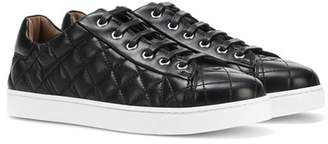 Gianvito Rossi Low Driver leather sneakers