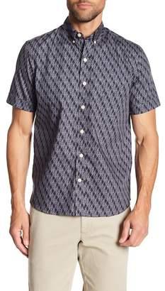 Rook Kennington Short Sleeve Slim Fit Shirt