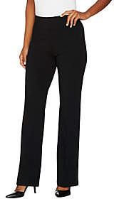 Kelly by Clinton Kelly Petite Pull-On BootcutPants