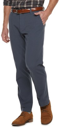 Dockers Men's Smart 360 FLEX Straight-Fit Workday Khaki Pants D2