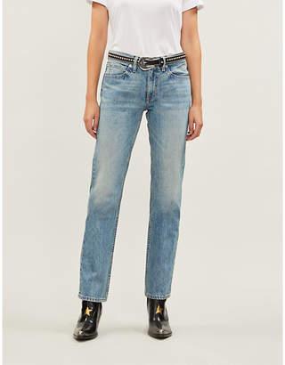 Selfridges Slvrlake Tyler straight high-rise jeans
