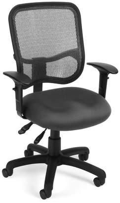 OFM Ergonomic Mid-Back Mesh Desk Chair Upholstery