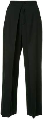 ASTRAET wide leg trousers