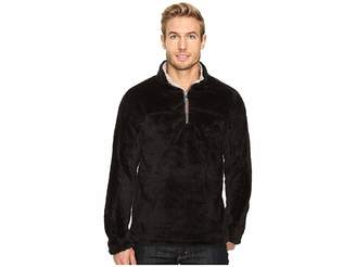 True Grit Double Plush 1/4 Zip Pullover