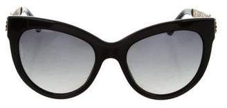 Dolce & Gabbana Tinted Cat-Eye Sunglasses