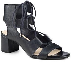 Women's Nine West Serrah Lace-Up Sandal $88.95 thestylecure.com