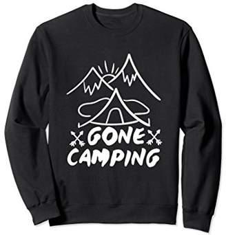 Gone Camping Sweatshirt