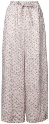 Zimmermann floral print palazzo pants