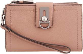Vince Camuto Leather Wristlet Wallet - Sanna