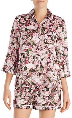 Kate Spade Short Floral Pyjama Set