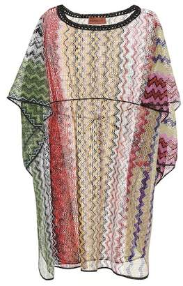 Missoni Mare Striped kaftan