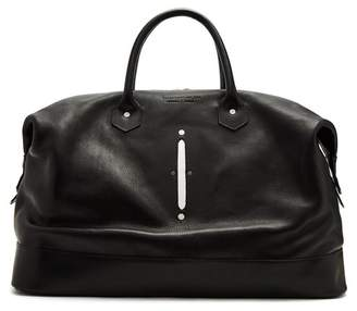 Lee Passavant And Scier Edition Weekender - Mens - Black