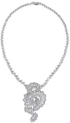 Chopard 18-karat White Gold Diamond Necklace