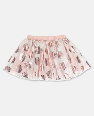 Stella McCartney honey shells print skirt