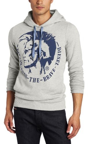 Diesel Men's Scentyn-S Sweatshirt